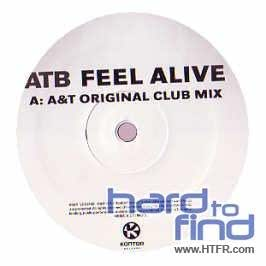 Feel Alive [Vinyl Maxi-Single]