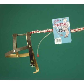 Invisible Dog Leash - Your Invisible Dog Goes Potty - 1