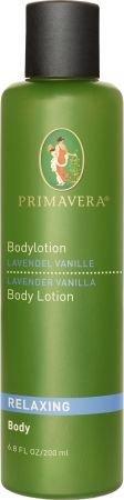 プリマヴェーラ Relaxing Lavender Vanilla Body Lotionリラックシング ラベンダーバニラボディーローション200mL 6.7fl.oz