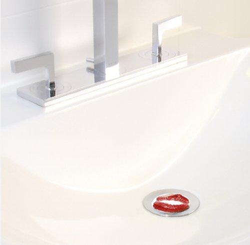 Wenko tappo per lavandino 20732100 pluggy heart abfluss - Wenko accessori bagno ...