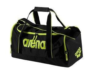 Arena-Pallina 2-Borsone da viaggio, misura piccola, colore: giallo