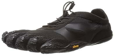 Vibram Men's KSO EVO Cross Training Shoe, Black, 40 EU/8.5-9 M US