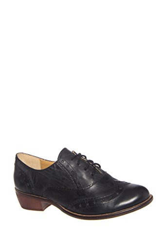 I-Heart Casual Low Heel Oxford