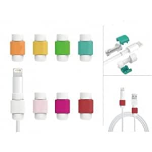 Tech Gear Protector Cable Saver For Apple Iphone Lightning Usb Data Cable