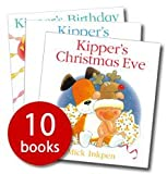 Mick Inkpen Kipper the Dog Collection (10 Books in carry bag). Mick Inkpen. RRP £59.90