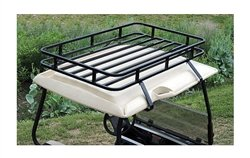 Golf Cart Roof Rack Storage System - CLUB CAR DS (Club Car Roof Rack compare prices)
