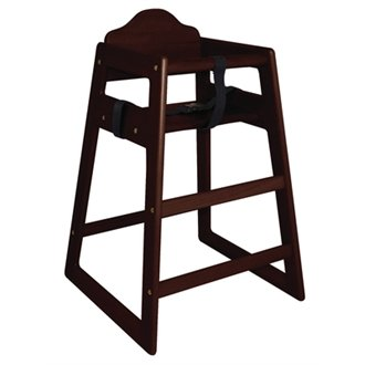 Winware Bolero Wooden Highchair
