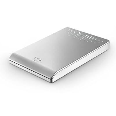 Seagate FreeAgent Go 320 GB USB 2.0 Portable External Hard Drive ST903203FGA2E1-RK (Silver)