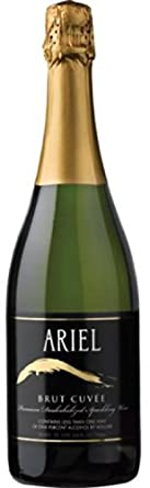 Alcohol Free Sparkling Wine by Ariel