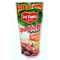 Del Monte Sweet Style Spaghetti Sauce (Pack of 6) (Asian Spaghetti Sauce compare prices)