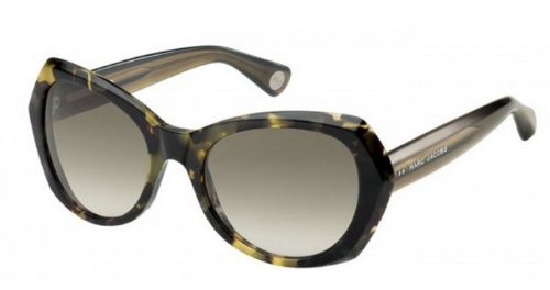 Marc Jacobs Marc Jacobs MJ434/S Sunglasses-03L9 Havana Brown (HA Brown Gradient Lens)-56mm