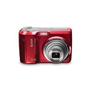 Kodak C1450 14mp Digital Camera w/ 5x Optical Zoom - Red