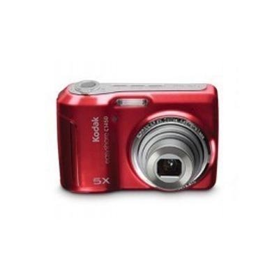 Kodak C1450 14mp Digital Camera w/ 5x Optical Zoom - Red