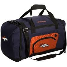 NFL Licensed Roadblock Duffel Bag