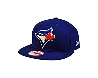 NEW ERA 9fifty Hat MLB Toronto Blue Jays Snapbacks Royal Cap