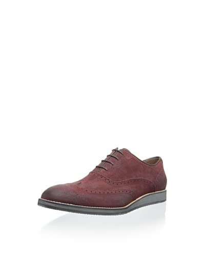 Andrew Marc Men's Rockwood Casual Wingtip Oxford