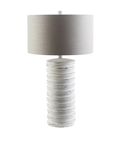 Surya Sulak Table Lamp, Sandstone