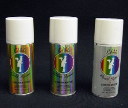 Chefmaster Edible Spray, One 2-Ounce Can. Kosher Certified - Gold