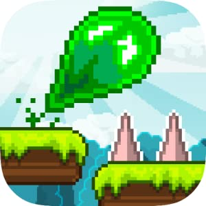 Bouncing Slime - Impossible Levels from redBit games