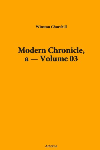 Modern Chronicle, a  -  Volume 03