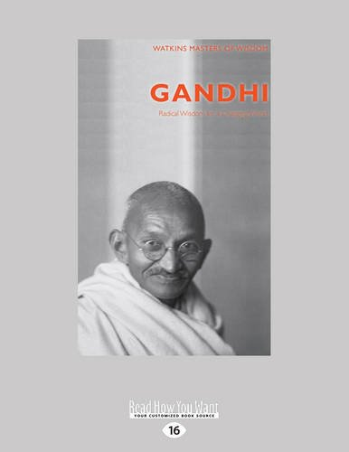 Gandhi: Radical Wisdom for a Changing World image