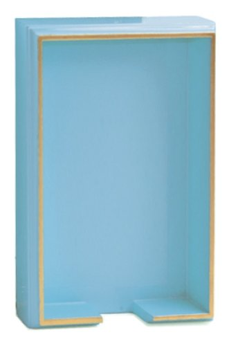 Cheap Michel Design Works Hostess/Buffet Napkin Holder, Light Blue (NAPHT11)