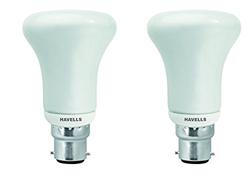 Ref Spot 9 Watt CFL Bulb (Cool Day Light,Pack of 2)