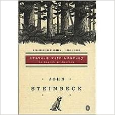 "travels with charley in search of america essay Steinbeck's travels with charley turns out to be the macrocosm of microcosm me"" (steinbeck 151) travels with charley: in search of america 1962."