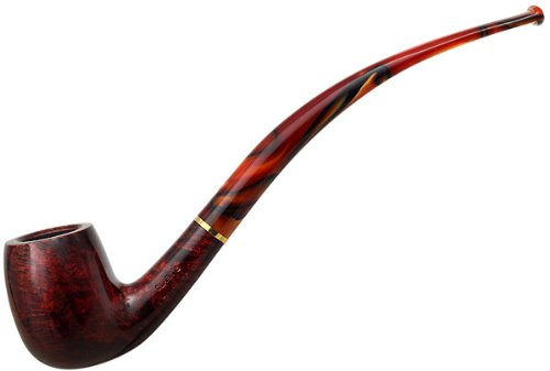 Savinelli Clark's Favorite Smooth Tobacco Pipe