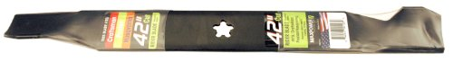 Maxpower 331713S 42-Inch Lawn Mower Blade For AYP/Poulan/Sears 138971, 138498, 127843