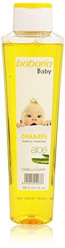Babaria Shampoo Baby 600ml