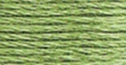 DMC 115 3-368 Pearl Cotton Thread, Light Pistachio Green