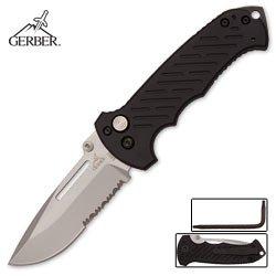 Gerber 06 Manual Combat Folding Knife