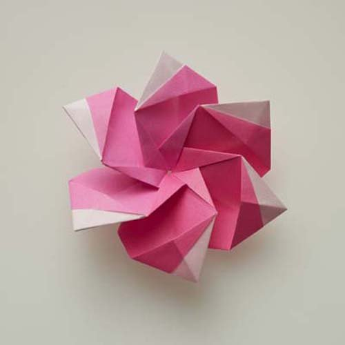 LaFosse & Alexander's Origami Flowers Kit: Lifelike Paper ... - photo#47