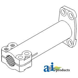 L34573 Hydraulic Pump Drive Shaft Fits John Deere