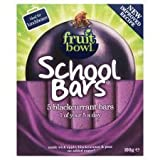 Fruit Bowl School Bars Blackcurrant 5 X 20G