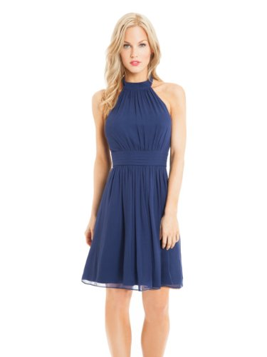 fb18a9b8fc9d GUESS by Marciano Susy Halter Dress - Wadulifashions