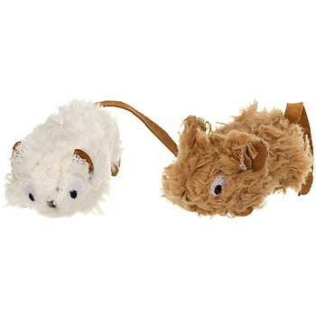 KONG Naturals Mouse Cat Toy