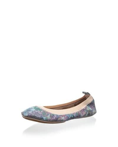 Yosi Samra Women's Classic Foldable Ballet Flat