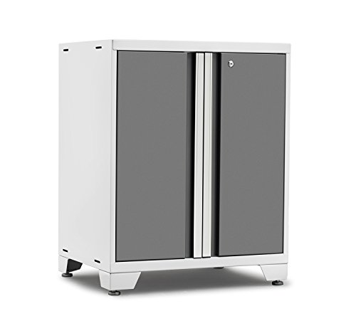 NewAge Products 52402 Pro 3.0 Series Base Cabinet, White (Newage Cabinets Pro compare prices)