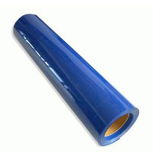 Cad-Cut Econoprint Royal Blue Heat Transfer Materials 20'' X 5Yd front-1062051