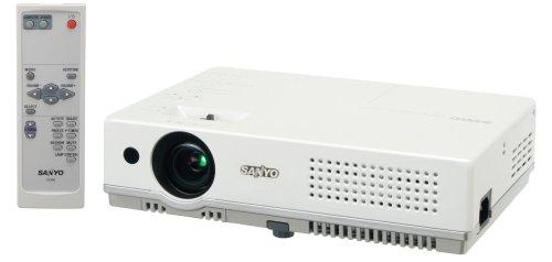 Sanyo PLC-XW60 Projector - 2000 Lumens 1024x768 (XGA) Black Friday & Cyber Monday 2014