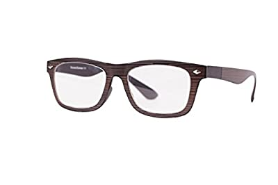 READING GLASSES Set of 4 Great Value Wayfarer Striped Stylish Design Comfort Durable Reading Glasses for Men and Women Pouch Included