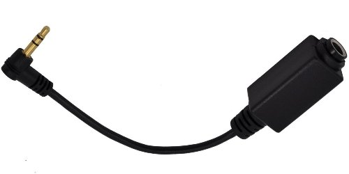 """Cardas Hpi-A Audiophile Adapter Cable Female 1/4"""" 6.3Mm To Male 1/8"""" 3.5Mm Trs Mini-Plug"""