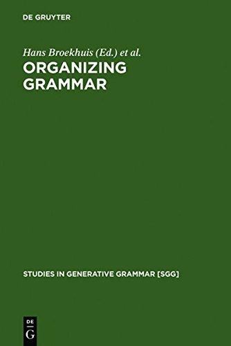 Organizing Grammar: Linguistic Studies in Honor of Henk van Riemsdijk (Studies in Generative Grammar)