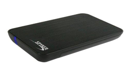 spyker-1916016-box-case-esterno-da-25-usb-20-hd-sata-colore-nero