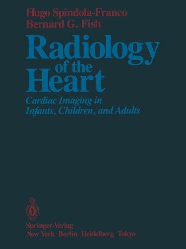 放射学的心: 心脏成像在婴儿、 儿童和成人