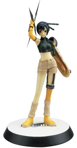 Final Fantasy VII Yuffie Statue Figure by gkworld (Yuffie Figure compare prices)