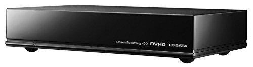 I-O DATA  HDD 外付けハードディスク 2TB テレビ録画/USB3.0対応 日本製 AVHD-UT2.0