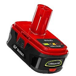 Craftsman C3 19.2 Volt Lithium-ion Battery Pack (Craftsman Push Drill compare prices)